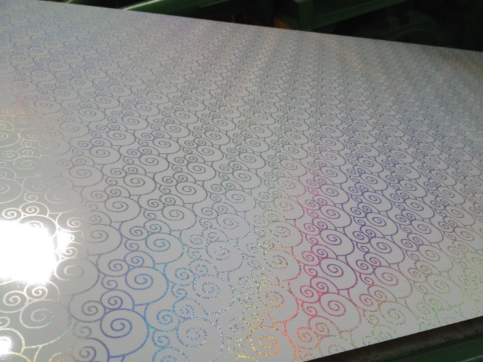 PVC laminated steel sheet (c) wofeng